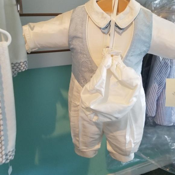 piccolo bacio Other - Boys baptismal suit